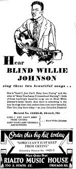 """Dust-to-Digital on Twitter: """"Remembering Blind Willie Johnson ..."""