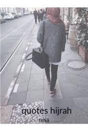 quotes hijrah nisa wattpad