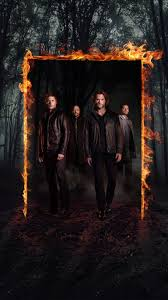 66 supernatural phone wallpapers on