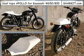 kawasaki w650 800 track cafe racer