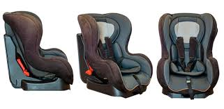 types of car seats suitable for babies