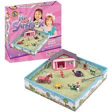 my little sandbox play set fairy magic