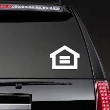 Equal Housing Realtor Real Estate Sticker
