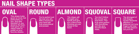 how to find your perfect nail shape