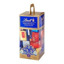 lindt chocolate gift box 500g swiss
