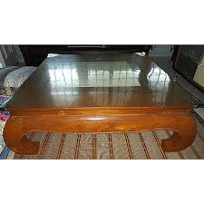 balinese square coffee table furniture