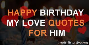 top 16 happy birthday my love es