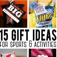 gift ideas for sports easy