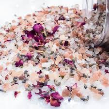 Flower Power Calming Bath Salts – OilivingLife