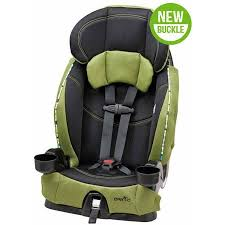 select harnessed booster car seat