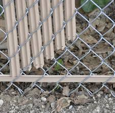 Green Privacy Fence Slats For 4 Chain Link For Sale Online Ebay