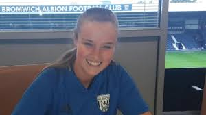 West Bromwich Albion Women - SMITH DELIGHTED TO BE BACK WITH SOWE Antonia  Smith says she is excited to be linking up with Louis Sowe once more. The  defender who played under
