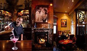 restaurants with fireplaces cape town