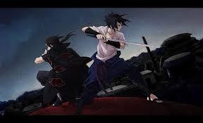 page itachi and sasuke hd