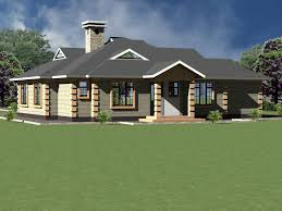 four bedroom bungalow house plans in
