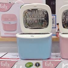 Máy tiệt trùng UV có chức năng sấy khô Fatz baby FB4700 - Chính hãng Hàn  Quốc