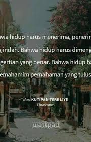 quotes harian😋 rindu wattpad