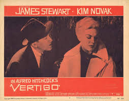 Image result for vertigo by alfred hitchcock