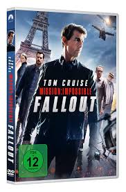 Mission: Impossible 6 - Fallout: Amazon.it: Cruise, Tom, Ferguson ...