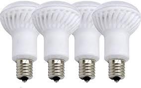 ashialight led e17 bulb soft white