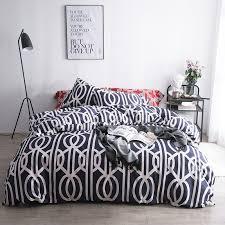 white geometric pattern modern chic