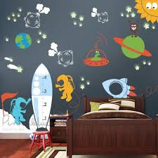 1 Source Of Outer Space Kids Wall Decals