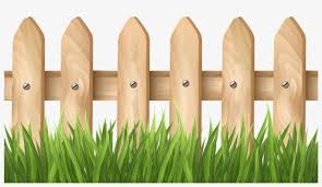 Wooden Fences Cartoon Wooden Thing Fence With Grass Clipart 1200x715 Png Download Pngkit