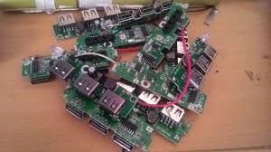 Mạch sạc pin dự phòng, cell laptop, module mp3, video - 15.000đ ...