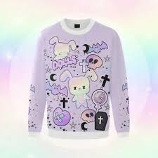 pastel goth kawaii clothing fairy kei