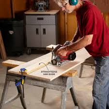 Great Tips To Get Better Cuts From Your Circular Saw