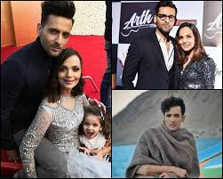 Mohib Mirza Confirm Divorce With Actress Aamina Sheikh After 14 ...