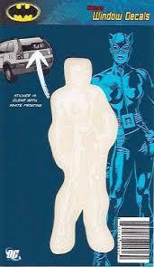 Amazon Com Catwoman Dc Comics Batman Family Car Window Sticker Decal Automotive
