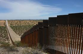 Construction Starts On Border Wall In Arizona With Plans To Build 450 Miles Of Fencing By Next Year Fox 59