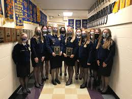 A-C FFA Chapter Earns Top Awards First Time in Chapter History - Scioto Post