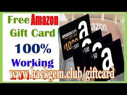 choosing free amazon gift card no human