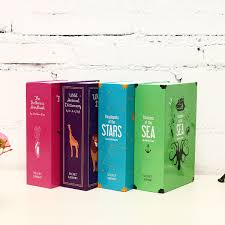 Security Box Dictionary Book Safe Cash Key Storage Combination ...