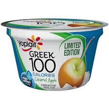 yoplait greek 100 calories limited