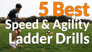 5 best sd agility ladder drills