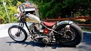 harley shovelhead bobber billy lane
