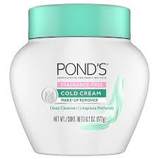 fragrance free cold cream cleanser