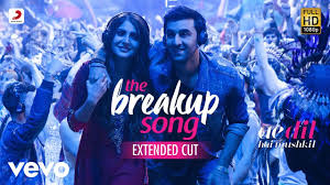 the breakup song full video adhm