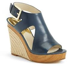 michl michl kors josephine wedge