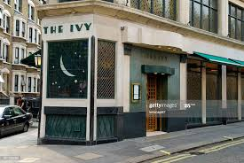 The Ivy West Street London High-Res Stock Photo - Getty Images