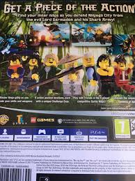 PS4 Ninjago movie game in Salford for £15.00 for sale