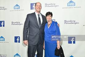 Mike Smith and Kathie Smith attends the Hetrick-Martin Institute's ...