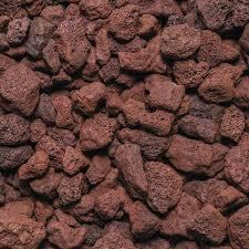 red lava rock 1 0 cu ft at menards