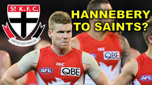 Will Dan Hannebery Be TRADED to St Kilda? - YouTube