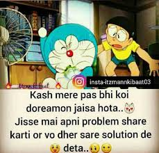 doraemon status whatsapp