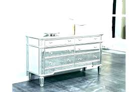 gold mirrored chest silver wall mirror