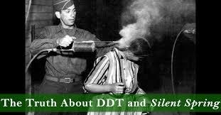 Resultado de imagen de DDT malaria Rachel Carson